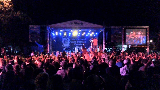 Jazz fesztivál, Bansko