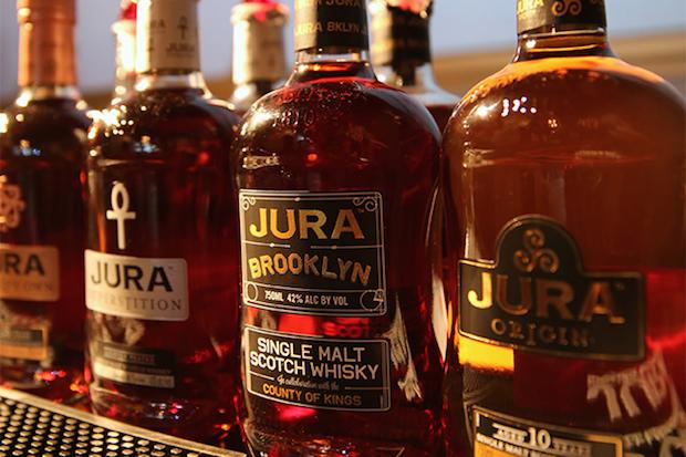 Jura whiskey