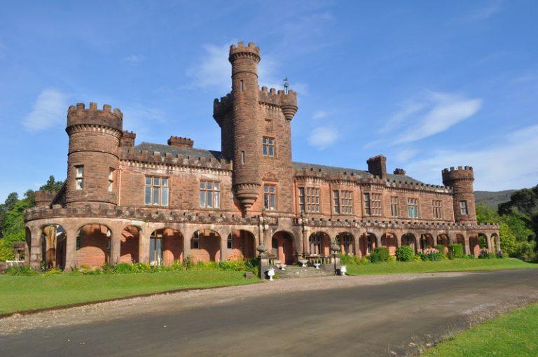 Kinloch kastély