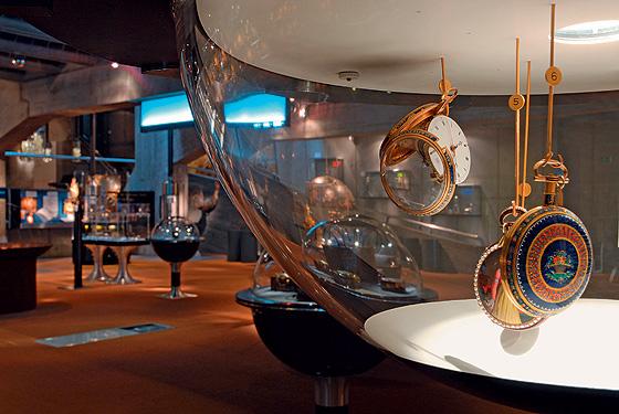 Óra-készítő Múzeum, La Chaux-De-Fonds