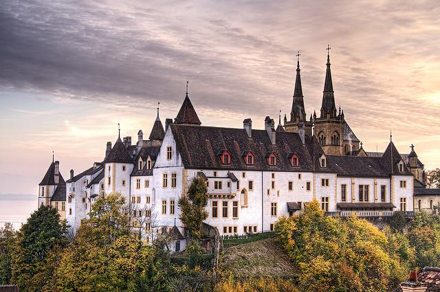 Neuchâteli Vár