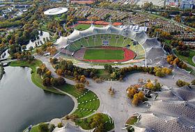 Olimpiai Stadion (München)