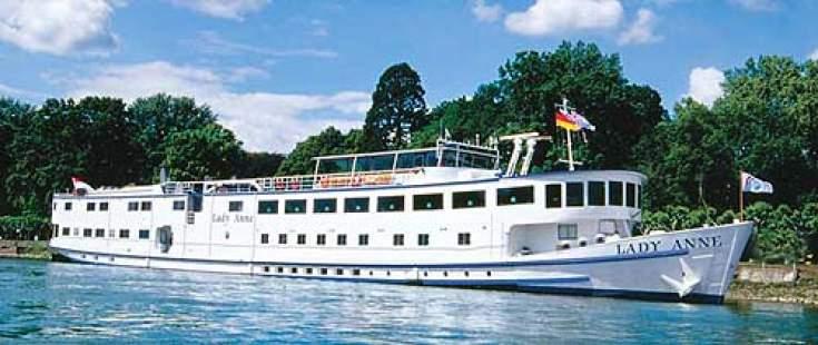 Lady Anne hajókirándulás