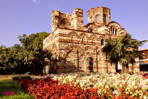 Pantokrátor templom