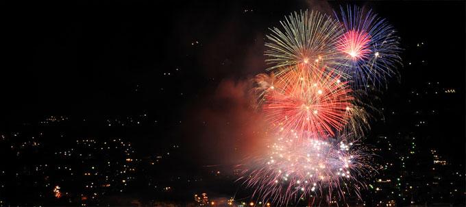 Tűzijáték Fesztivál, Recco