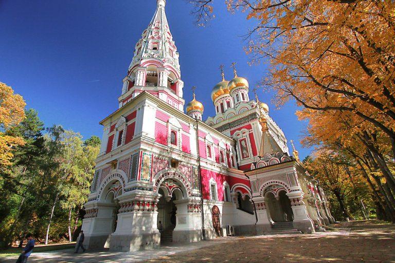 Shipka Templom