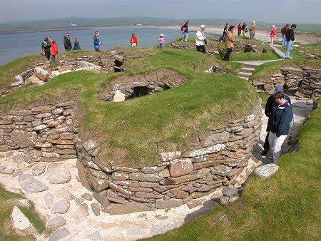 Skara Brae őskori falu