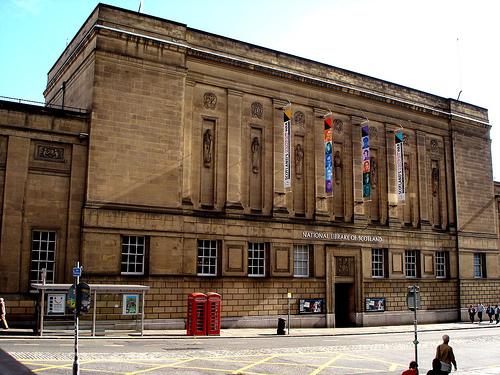 Skót Nemzeti Könyvtár