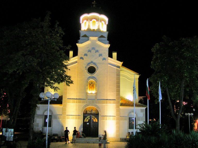 Sveta Bogoroditsa temploma