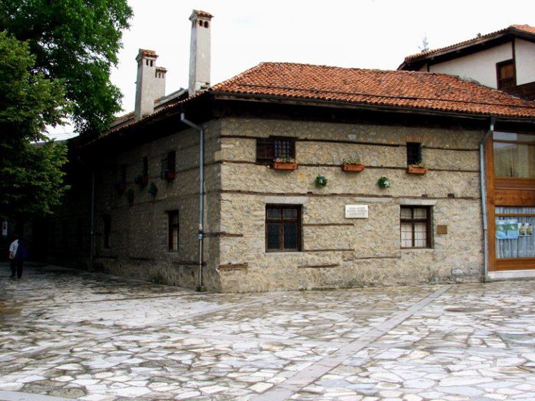 Nikola Vaptsarov múzeum
