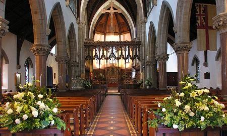 Szent András katedrális, Inverness