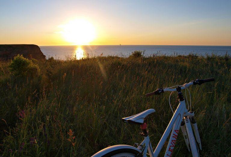 Biciklizés Kavernában