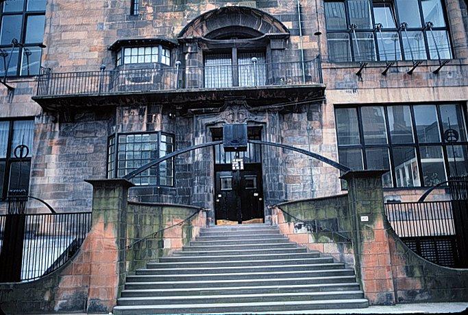 Glasgow-i Művészeti Iskola és Mackintosh Művészeti Akadémiája