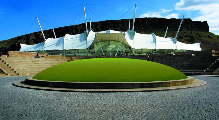 Our Dynamic Earth: Edinburgh-i Természettudományi Központ