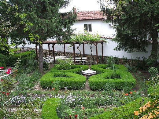 Rózsa múzeum Kazanlak városában