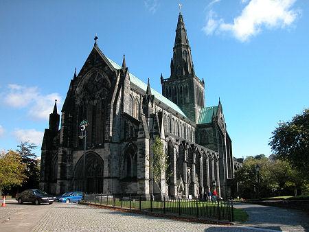 Glasgowi katedrális