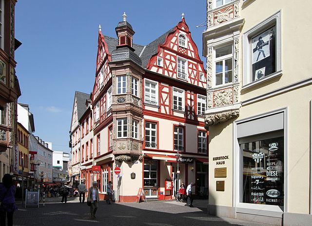 Koblenz, Marktstraße