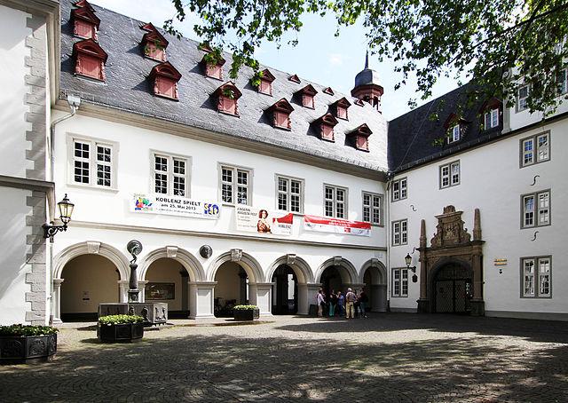 Városháza, Koblenz óvárosa