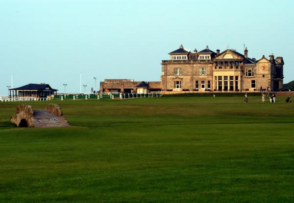 Ancient Golf Courses and Royal Golf Clubs