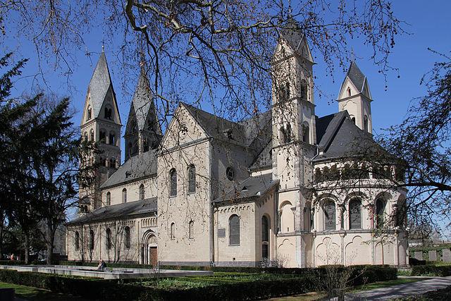 St. Kastor bazilika