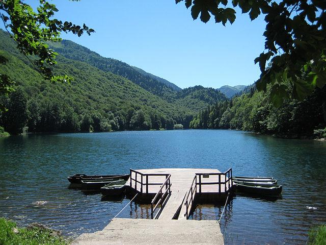 Biogradsko tó, Biogradska Gora Nemzeti Park