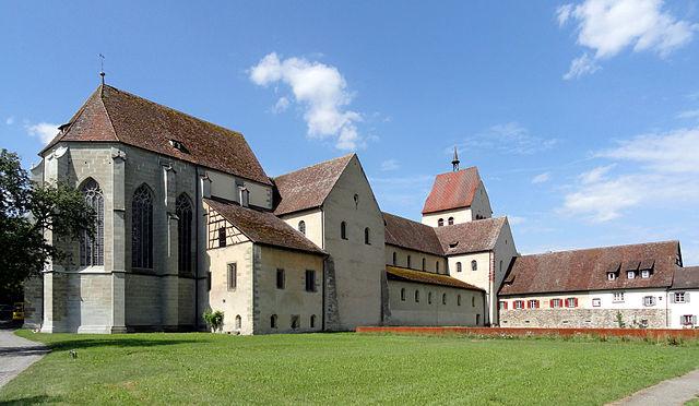 Szent Mária és Szent Márk katedrális, Reichenau