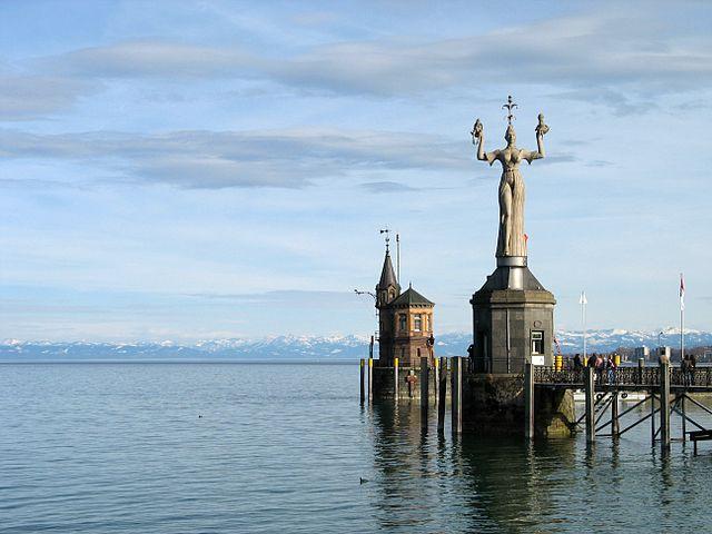 Konstanzi kikötő