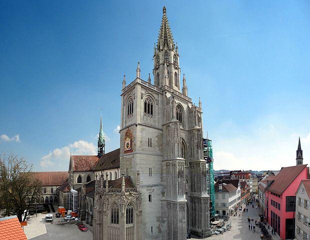 Konstanzi katedrális és a régi város