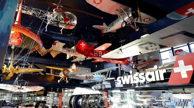 Közlekedési Múzeum - Luzern
