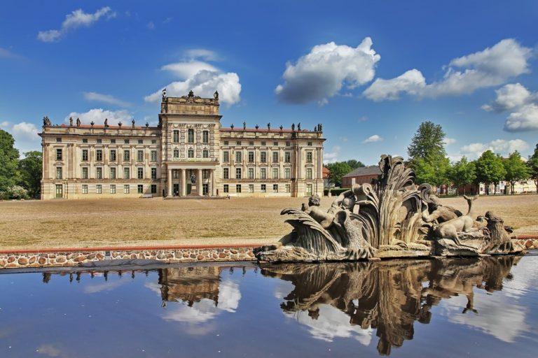 Ludwigslust kastély