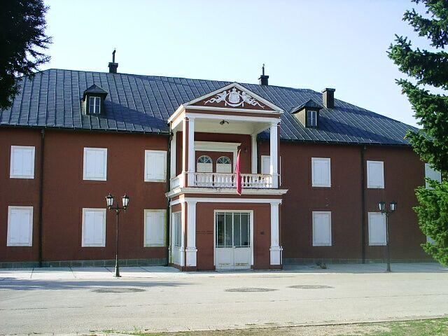 I. Miklós montenegrói király palotája, Cetinje
