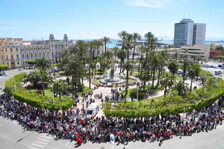Plaza de España, Melilla