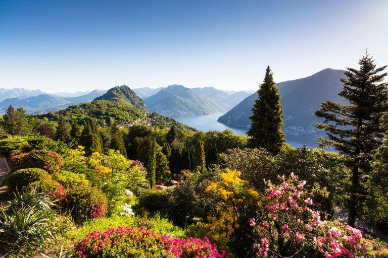 San Grato Botanikus Park