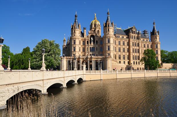 Schwerini kastély
