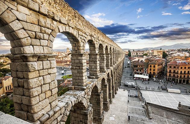 Római vízvezeték, Segovia