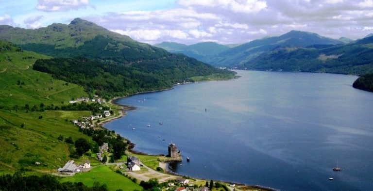 Loch Lomond és a Trossachs Nemzeti Park