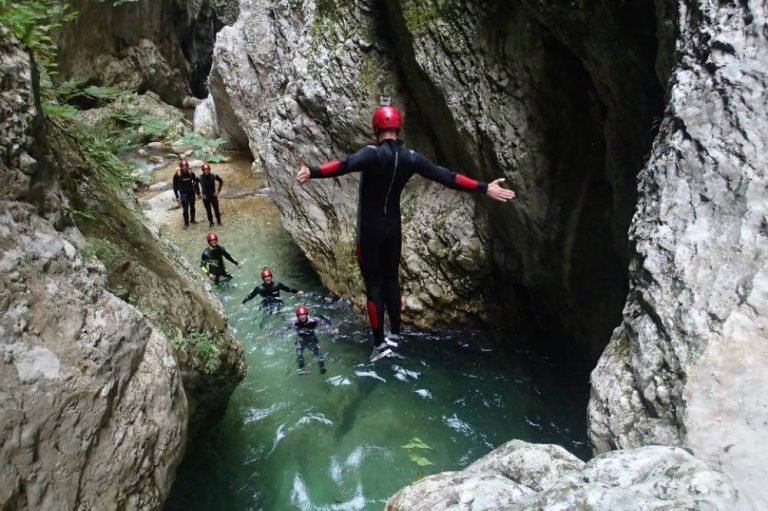 Nevidio kanyon