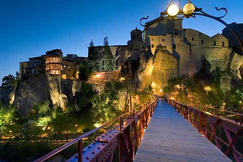 Szent Pál híd, Cuenca
