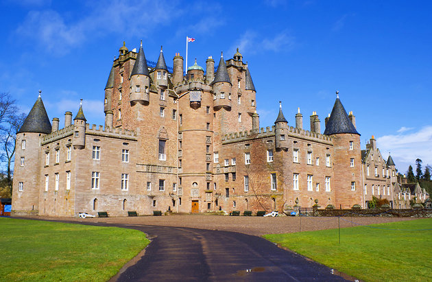 Glamis kastély