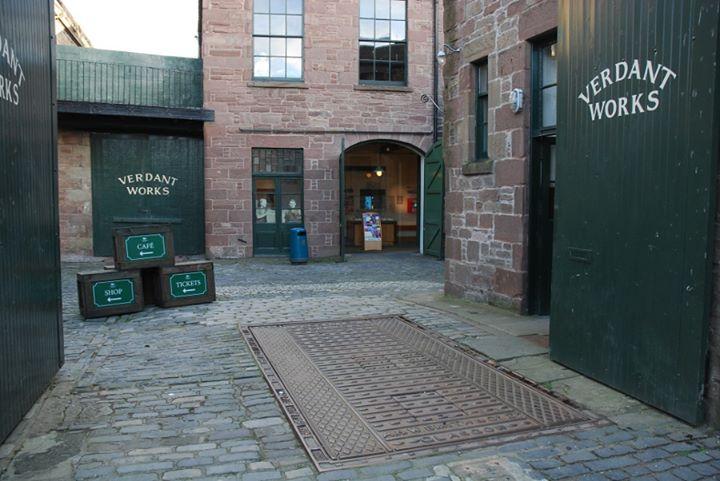 Skócia Juta Múzeuma