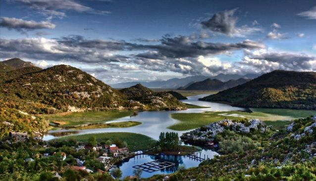 Shkodrai-tó