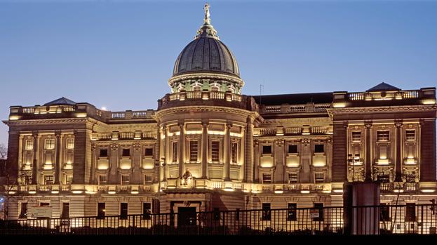 The Mitchell Könyvtár