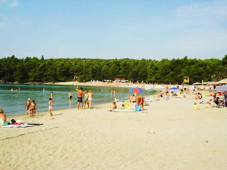 Plavi Horizonti strand