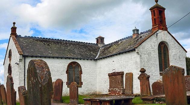 A Ruthwell Templom és Kereszt