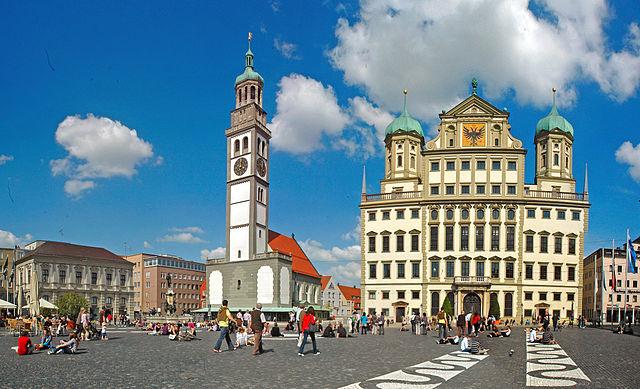 Augsburgi városháza