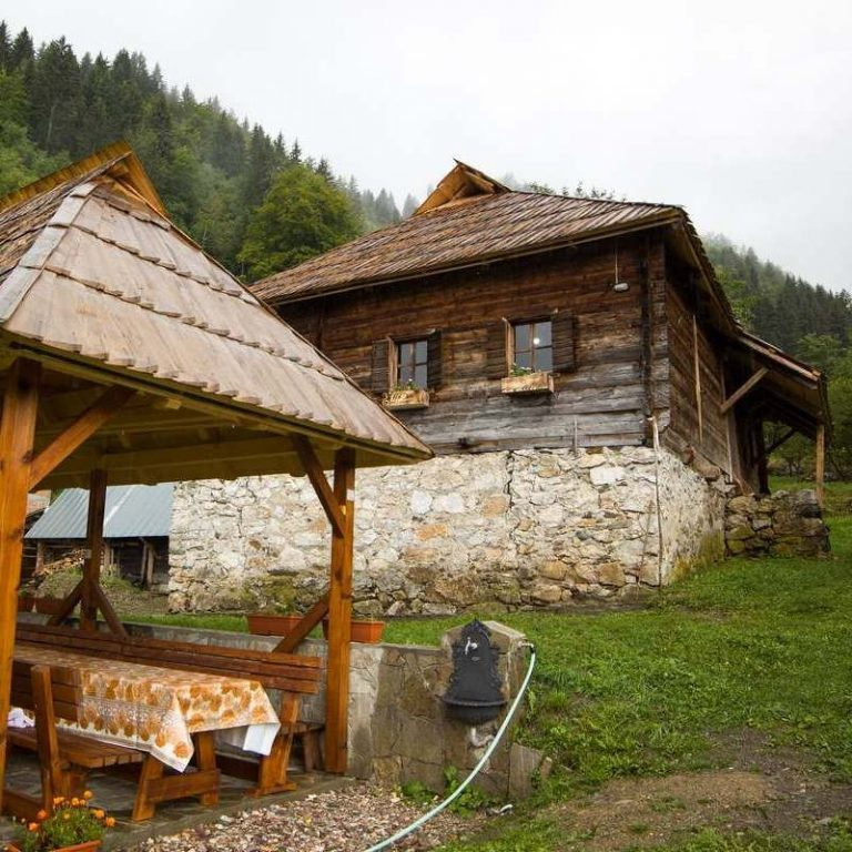 Lubnice közelében a Kljajić ház