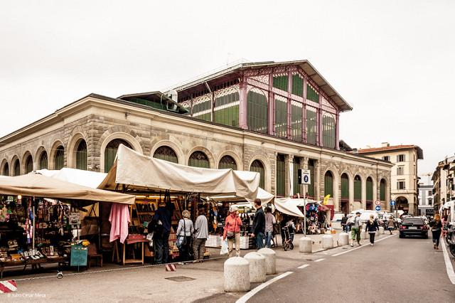 Merecato Centrale, Firenze