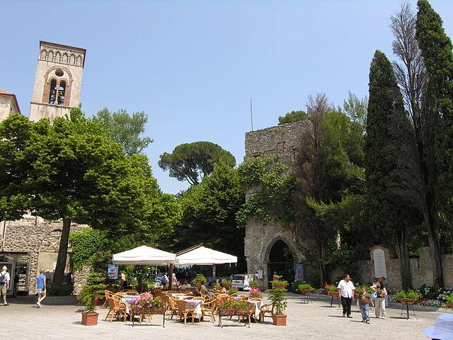 Piazza Duomo, Ravello