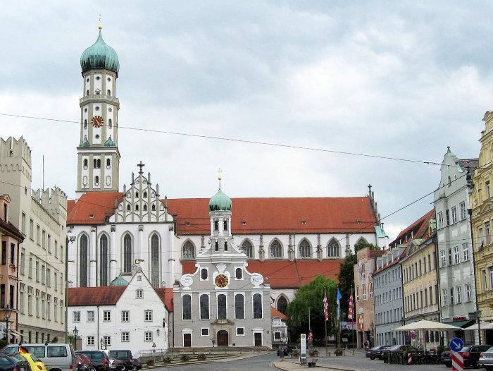Szent Ulrich és Afra bazilika