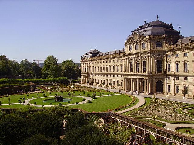 Würzburgi Érseki Palota